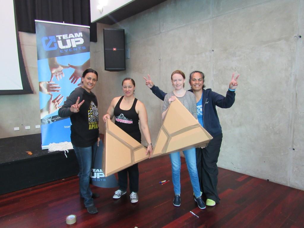 Team Building NZ Team Up Events