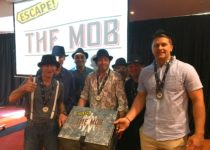 Go Escape | Escape the Mob Team Up Events
